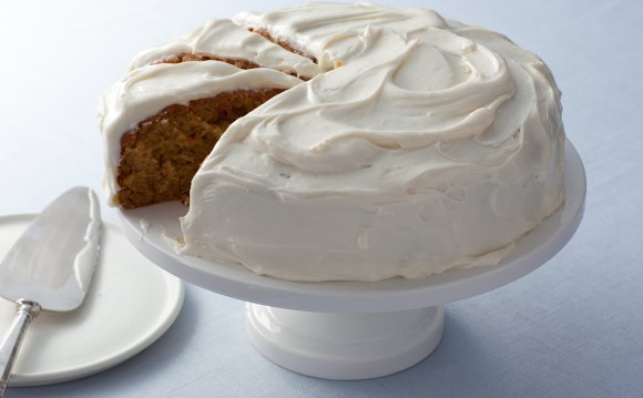 Carrot Cake Recipe : Alton