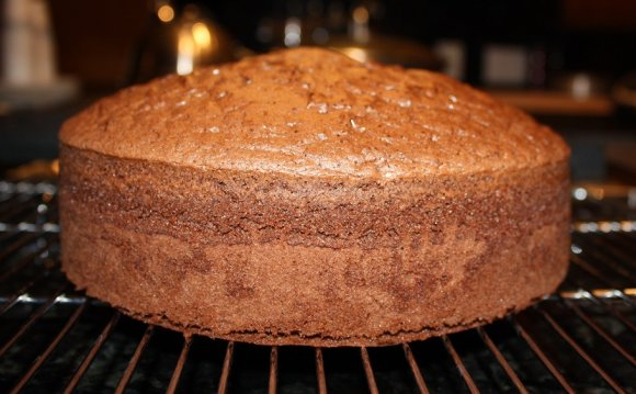 Chocolate round cake recipe