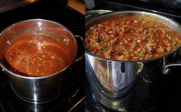 Wendy s Chili Save this recipe