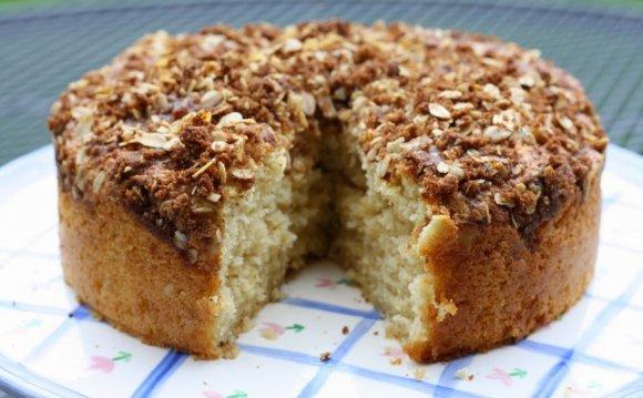 Make Homemade Coffee Cake