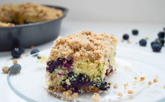 Recipe Blueberry Coffee Cake