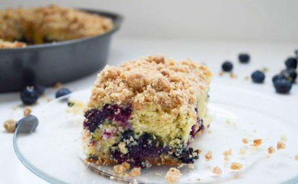 Recipe Blueberry Coffee Cake