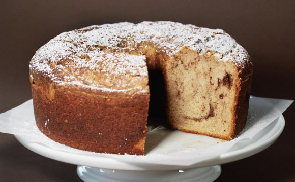 Coffee cake - The Boston