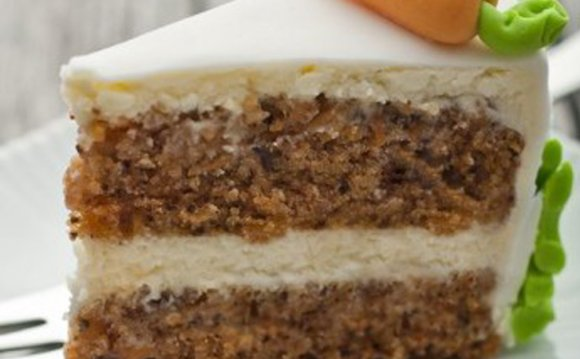 The Best Carrot Cake Ever–