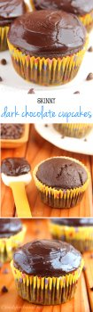 a simple, no-mixer-required recipe for skinny dark chocolate cupcakes. They taste therefore decadent - you cannot inform they truly are lightened up whatsoever!