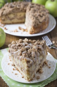 do you want for fall cooking? Cinnamon Apple Crumb Cake may be the perfect dessert for sharp climate coming up.