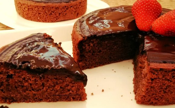 Whole Wheat Chocolate Cake Recipes