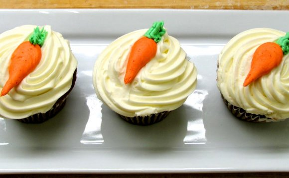 Best Carrot Cake Cupcakes recipe