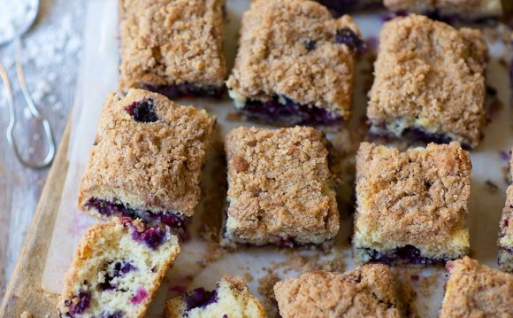 Easy Blueberry Coffee Cake Recipes