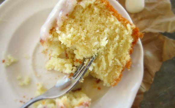 Pound Cake recipe with buttermilk