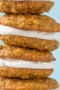 Carrot Cake Cookies | Cooking Classy