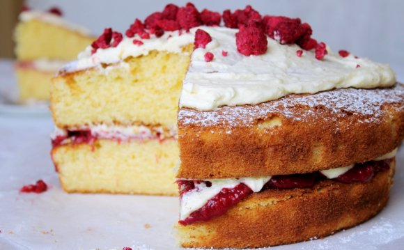 Best sponge cake recipe ever