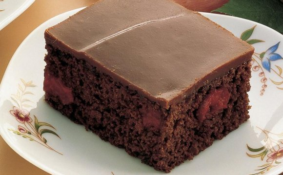 Chocolate Cherry Cake Recipes