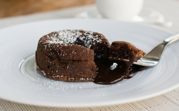 Chocolate Lava Cake recipe Food Network