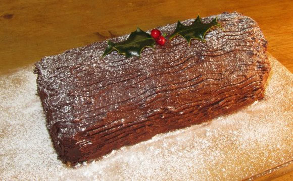 Chocolate Log Cake Recipes