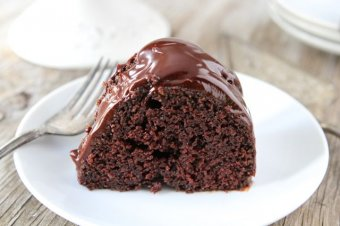Chocolate Sour Cream Bundt Cake Recipe from title=