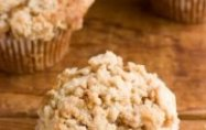 Cinnamon Coffee Cake Muffins from crunchycreamysweet.com  Cinnamon Roll Cake (from scratch) Recipe