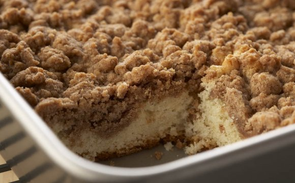 Coffee Cake topping recipe