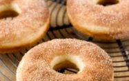 Cinnamon sugar-coated Donuts Cinnamon Coffee Cake Muffins Recipe