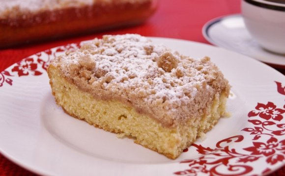 Easy Coffee Cake recipe from scratch