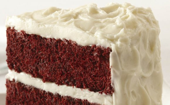 Simple Red Velvet cake recipe