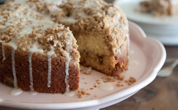 Easy Streusel Coffee Cake Recipes