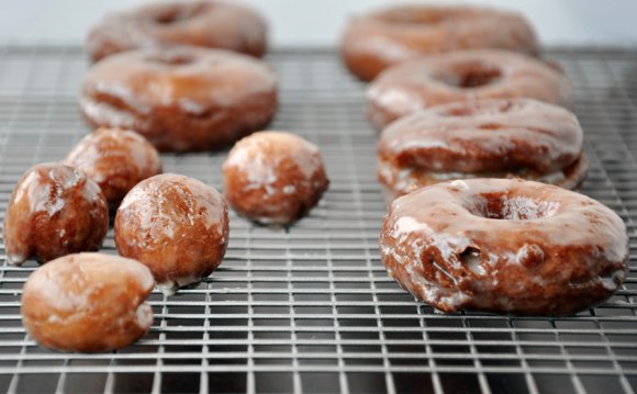Sour Cream Cake doughnut Recipes