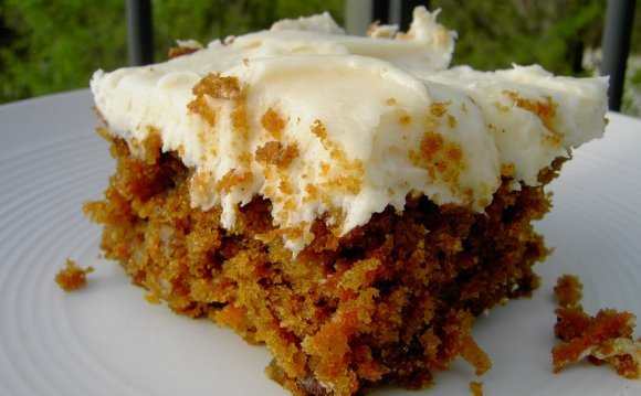 Cooking Light Carrot Cake recipe