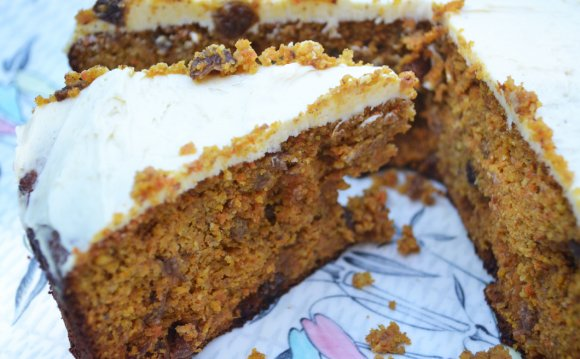 Sugar Free Carrot Cake Recipes