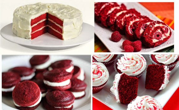 Natural Red Velvet cake recipe