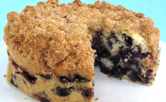 Irish Coffee Cake recipe