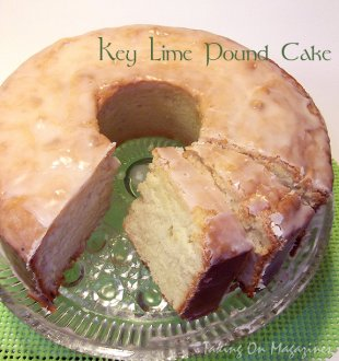 Key Lime Pound Cake | Taking On Magazines | title=