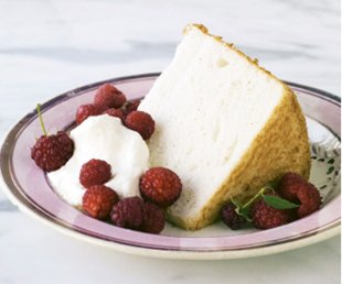 Martha Bakes Angel Food Cake Episode