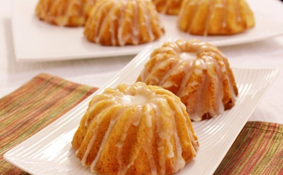 Miniature Bundt Cakes Recipes