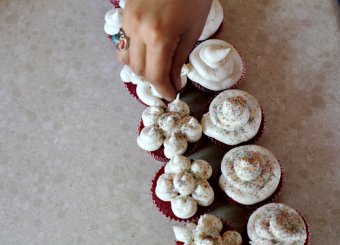 my personal favorite Red Velvet Cupcakes