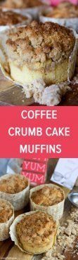 brand new York-Style Coffee Cake Crumb Muffins from width=