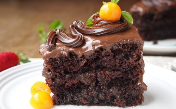 Recipe for moist Chocolate Cake