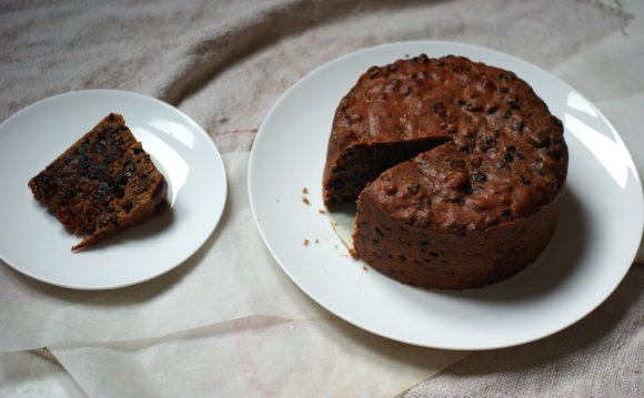 Chocolate fruit cake recipe