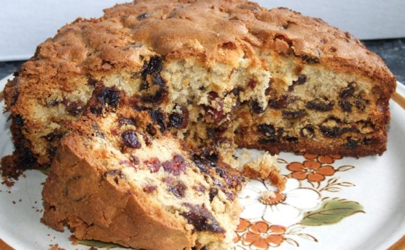 Fruit Pound cake recipe