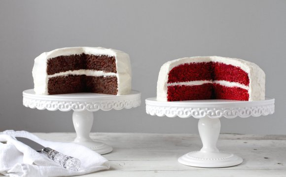 Red Velvet cake recipe without Cocoa