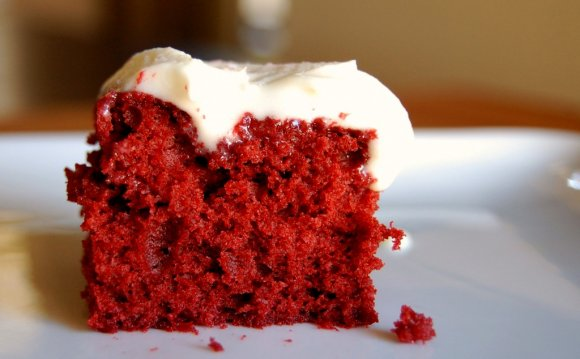 Red Velvet Poke cake recipe