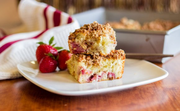 Yogurt Coffee Cake recipe