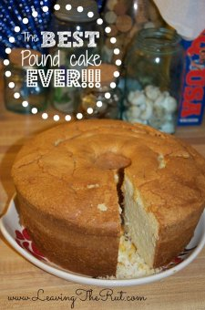 top pound-cake EVER