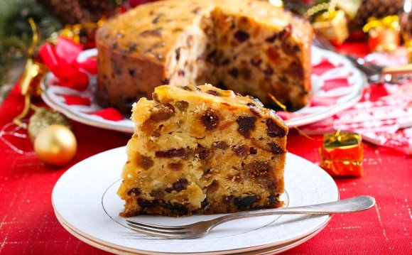 Mixed fruit cake recipe