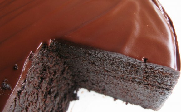 Best Dark Chocolate Cake recipe ever