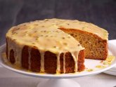Banana Bundt Cake #recipe