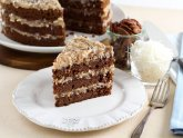 Chocolate Cake recipe without baking soda