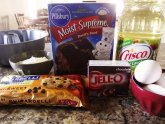 Chocolate pudding Cake mix recipe