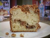 Cinnamon Walnut Coffee Cake recipe