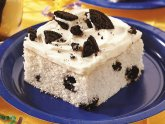Cookies and Cream Cake recipe from scratch